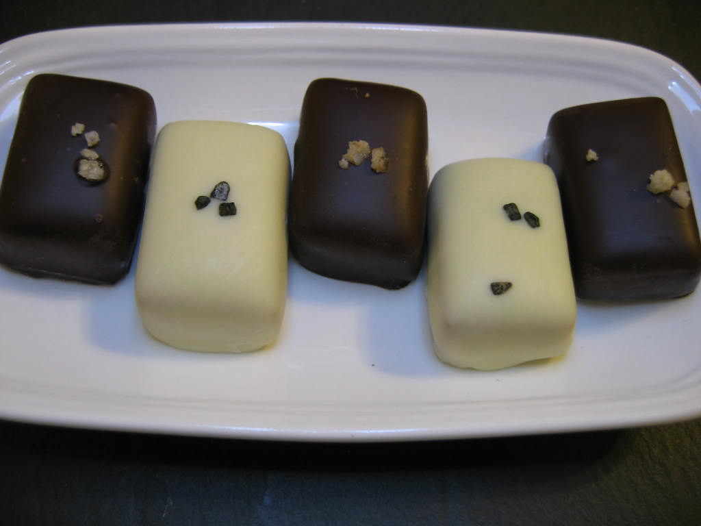 Caramels Salted Dark & Light