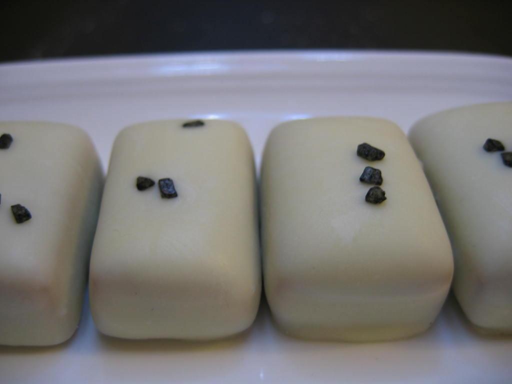 Black Salt Carmels