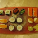 "Sweet ""Sushi"" Selection"